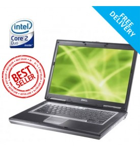 Dell Latitude D520 Laptop - Intel Core 2 Duo, 2GB Memory, 80GB Harddrive, Windows 7