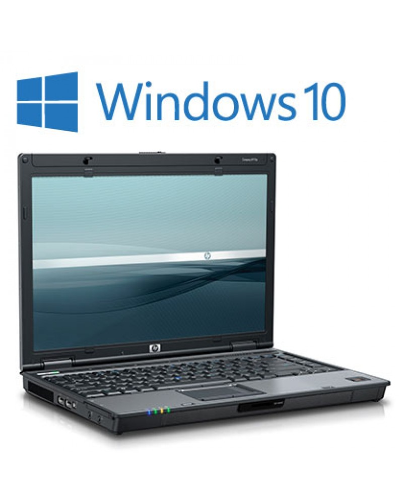 refurbished hp compaq 6910p windows 10 laptop with warranty. Black Bedroom Furniture Sets. Home Design Ideas