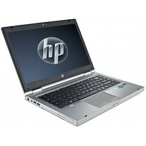 HP Elitebook 8460p i7 Laptop, 3 Year Warrany, 8GB Memory, 1TB HDD, Widescreen, Wireless