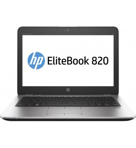 HP Elitebook 820 G3 Laptop Core i5-6200U 6th Gen 500gb HDD Warranty Windows 10