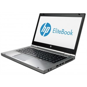 HP Elitebook 8460P Laptop Quad Core 128GB SSD HDD Warranty Windows 10