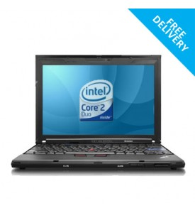 Lenovo IBM Thinkpad X200 Laptop, Small & Portable
