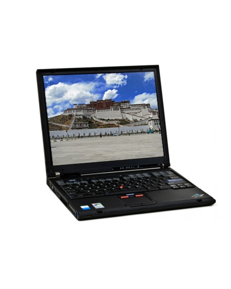 Ibm Thinkpad T43 2GB Laptop