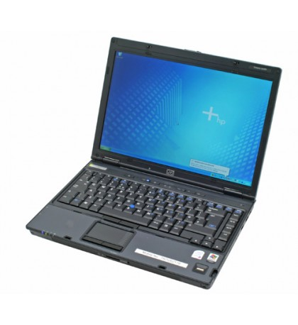 HP NC6400 Laptop, Core 2 Duo, 2GB, Widescreen, Windows 7